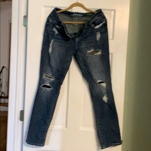 INC distressed jeans Size 12